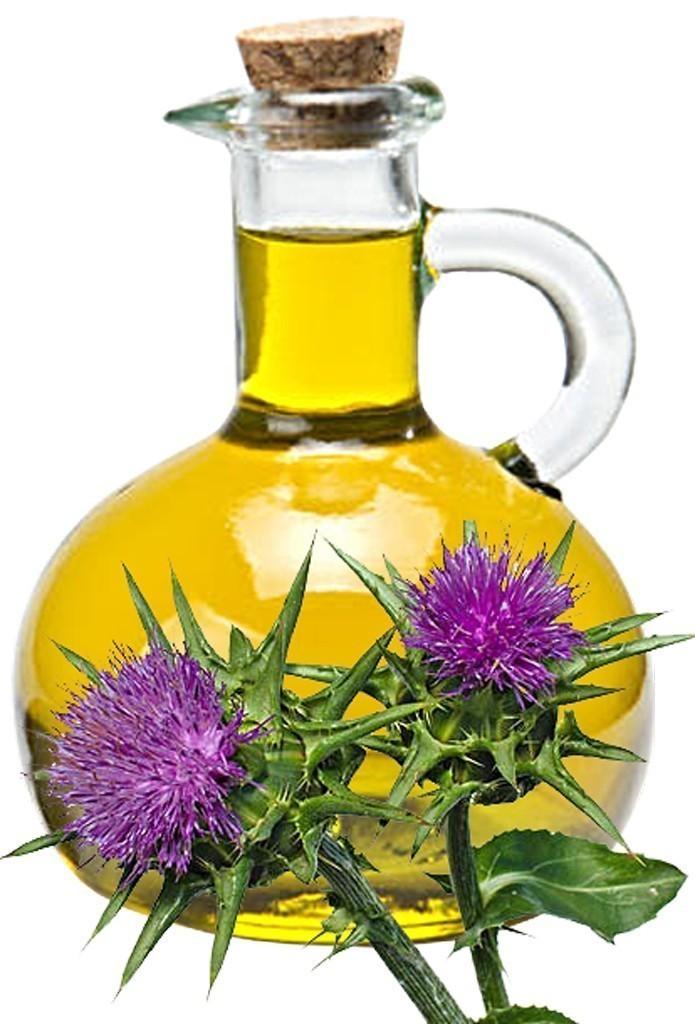 Milk Thistle Seed Oil Bulk Oil