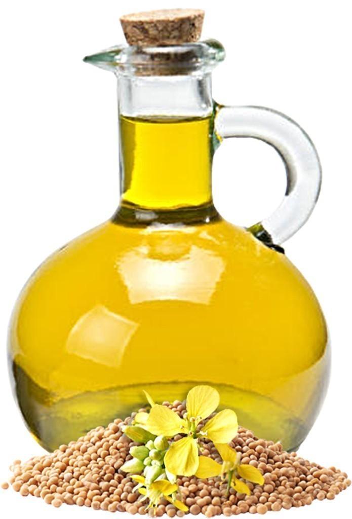 Mustard Seed Oil Bulk Oil