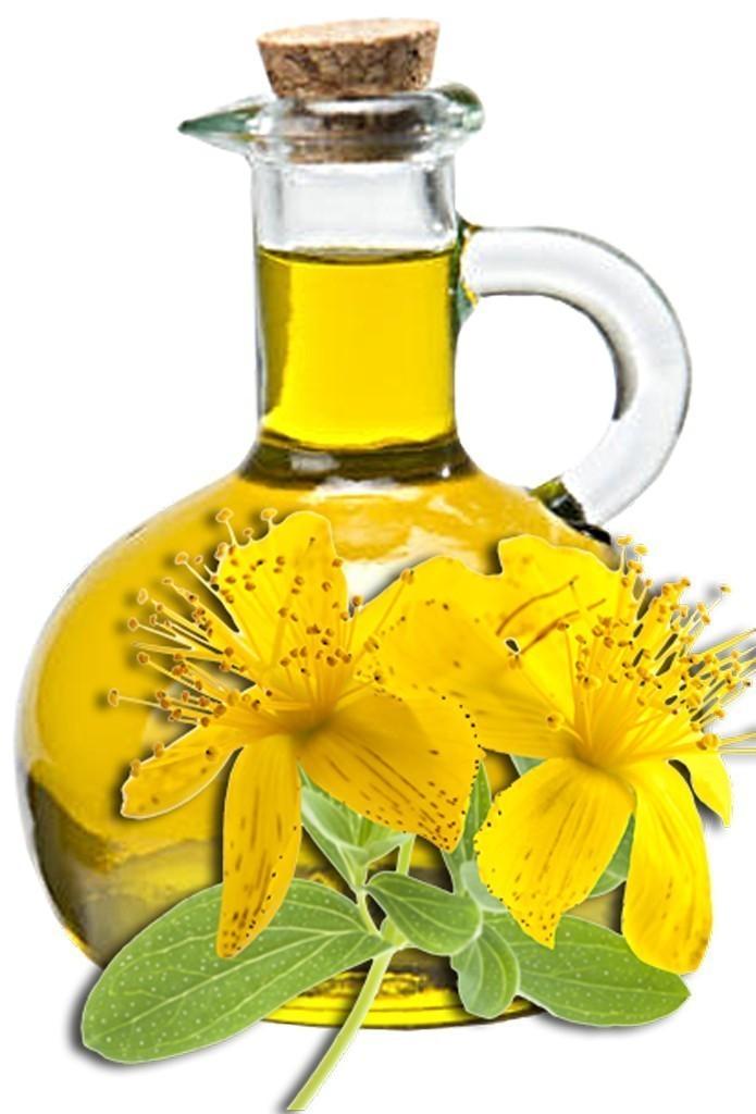 St. John's Wort Oil Bulk Oil