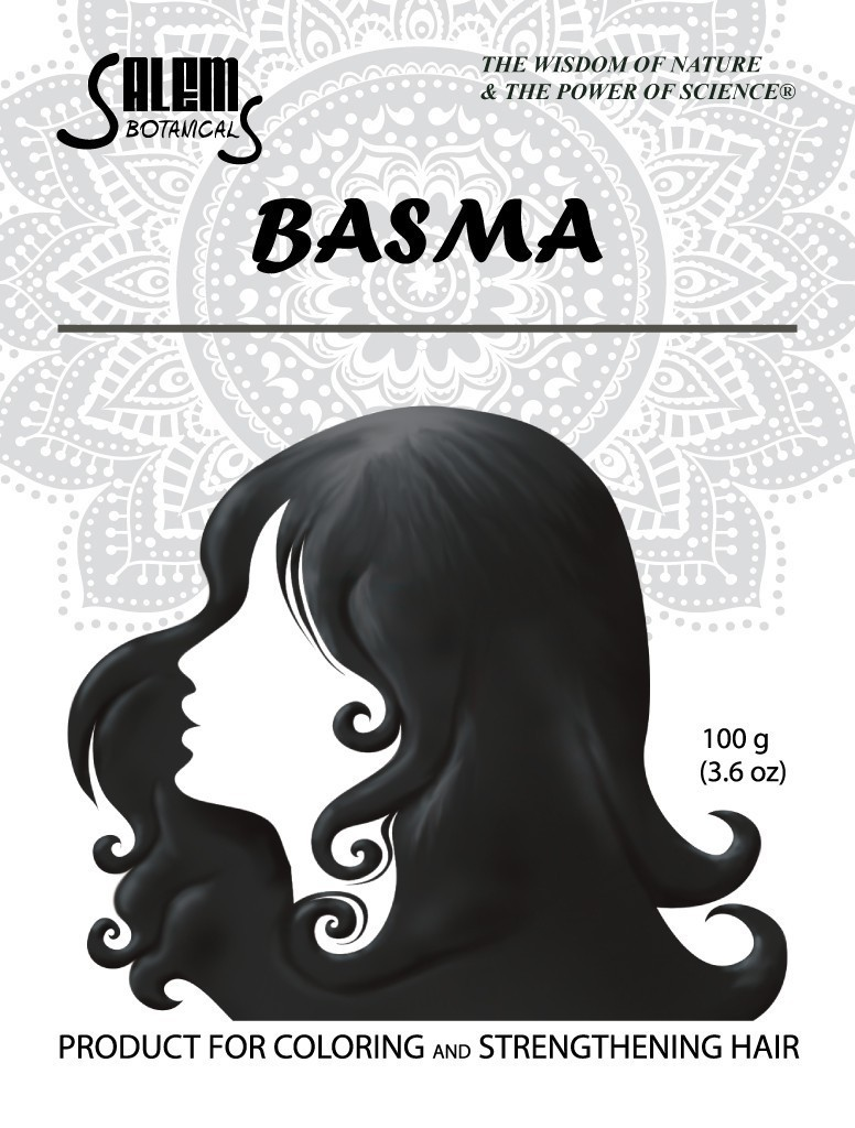 Henna Black 3.2 oz (100 gr)