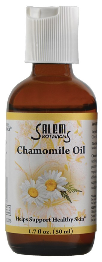 Infused Chamomile Oil