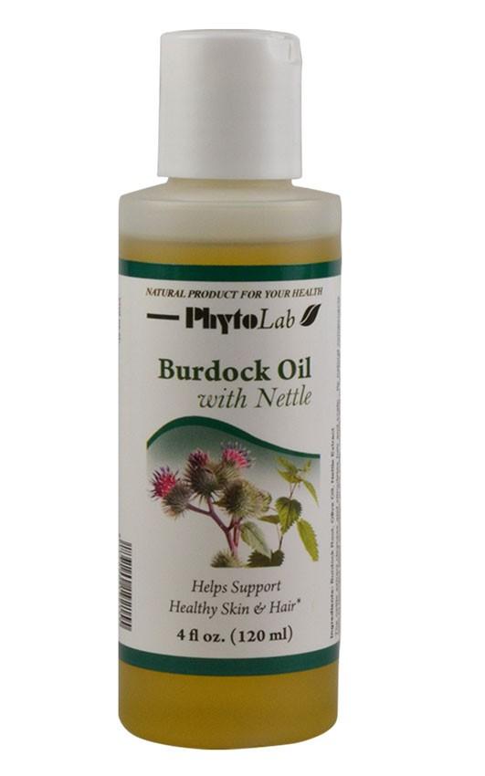 Burdock + Nettle Oil Hair Products