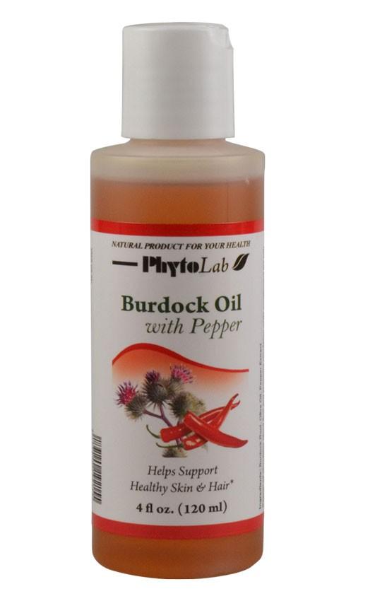 Burdock + Capsicum Oil Hair Products