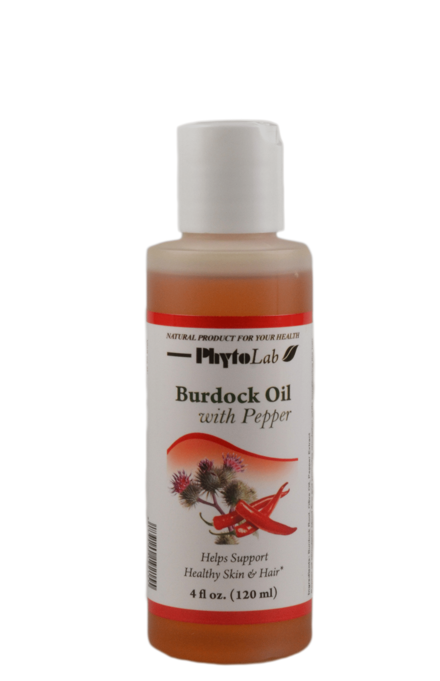 Infused Burdock + Capsicum Oil