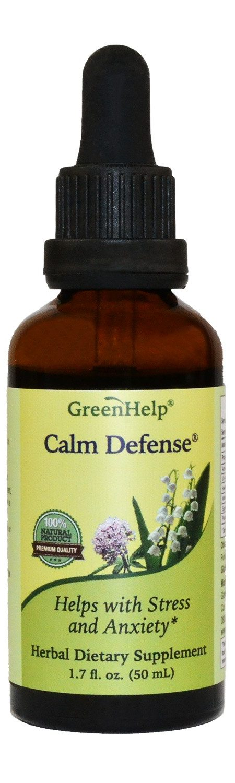 Calm Defense Green Help