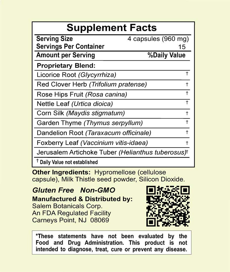 Allergy Defense Capsules Dietary Supplements