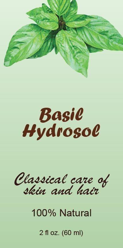 Basil Hydrosol