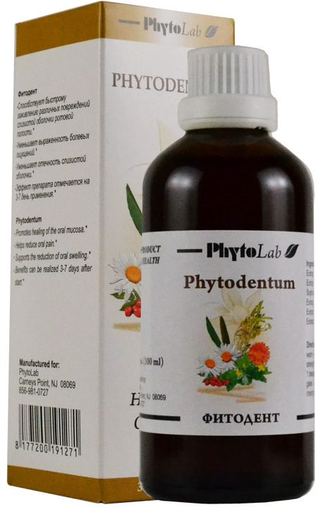 Phytodentum Oral Health