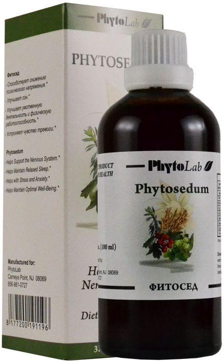 Phytosedum Liquid Extracts