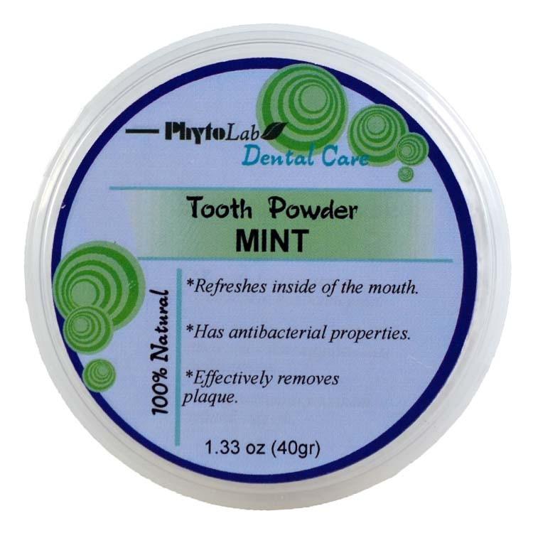 Mint Tooth Powder