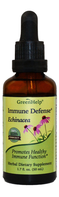 Immune Defense Echinacea Green Help