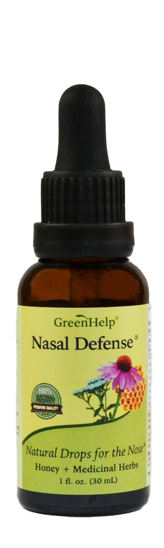 Nasal Defense Green Help