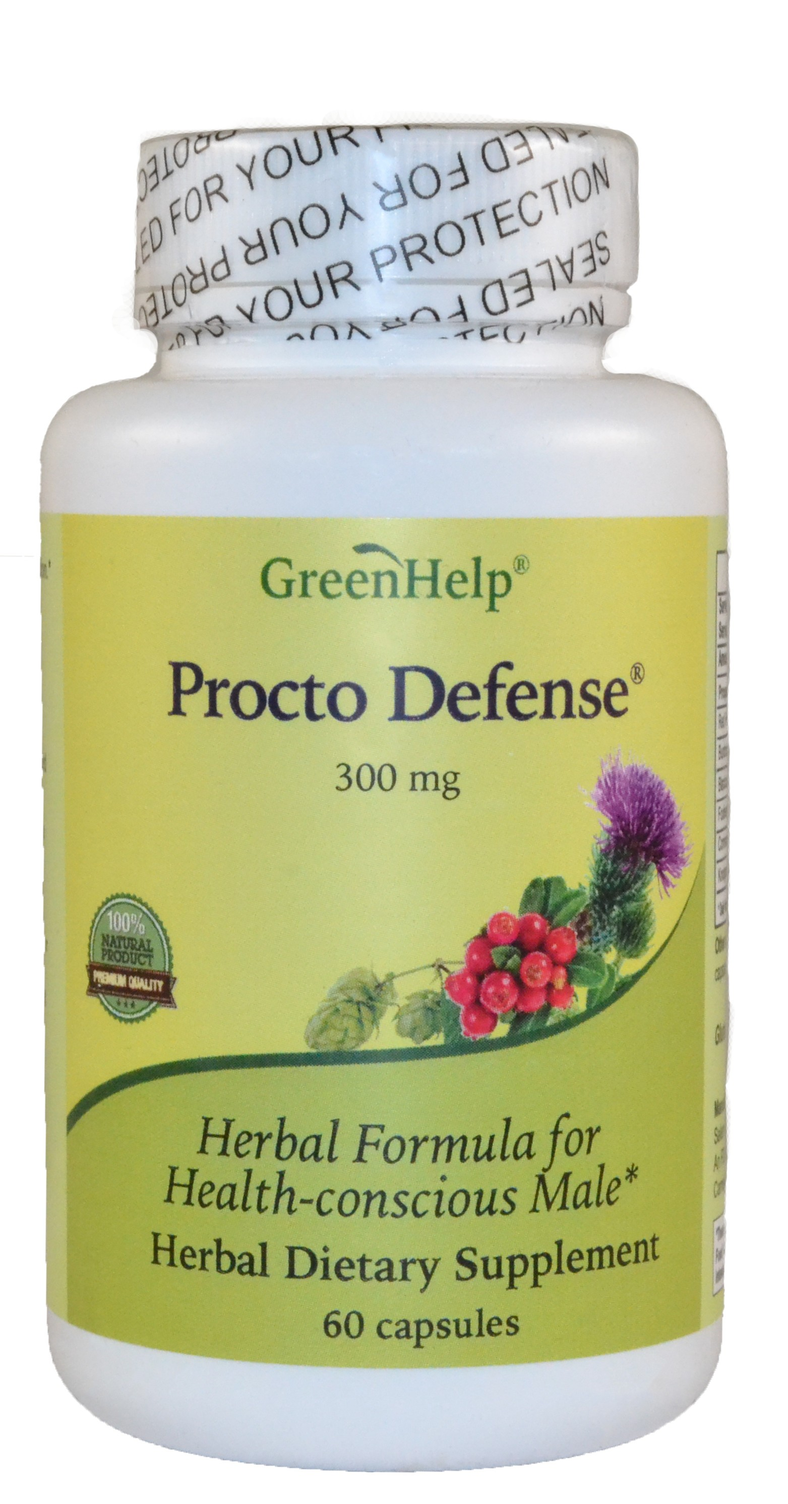 Procto Defense Capsules Dietary Supplements