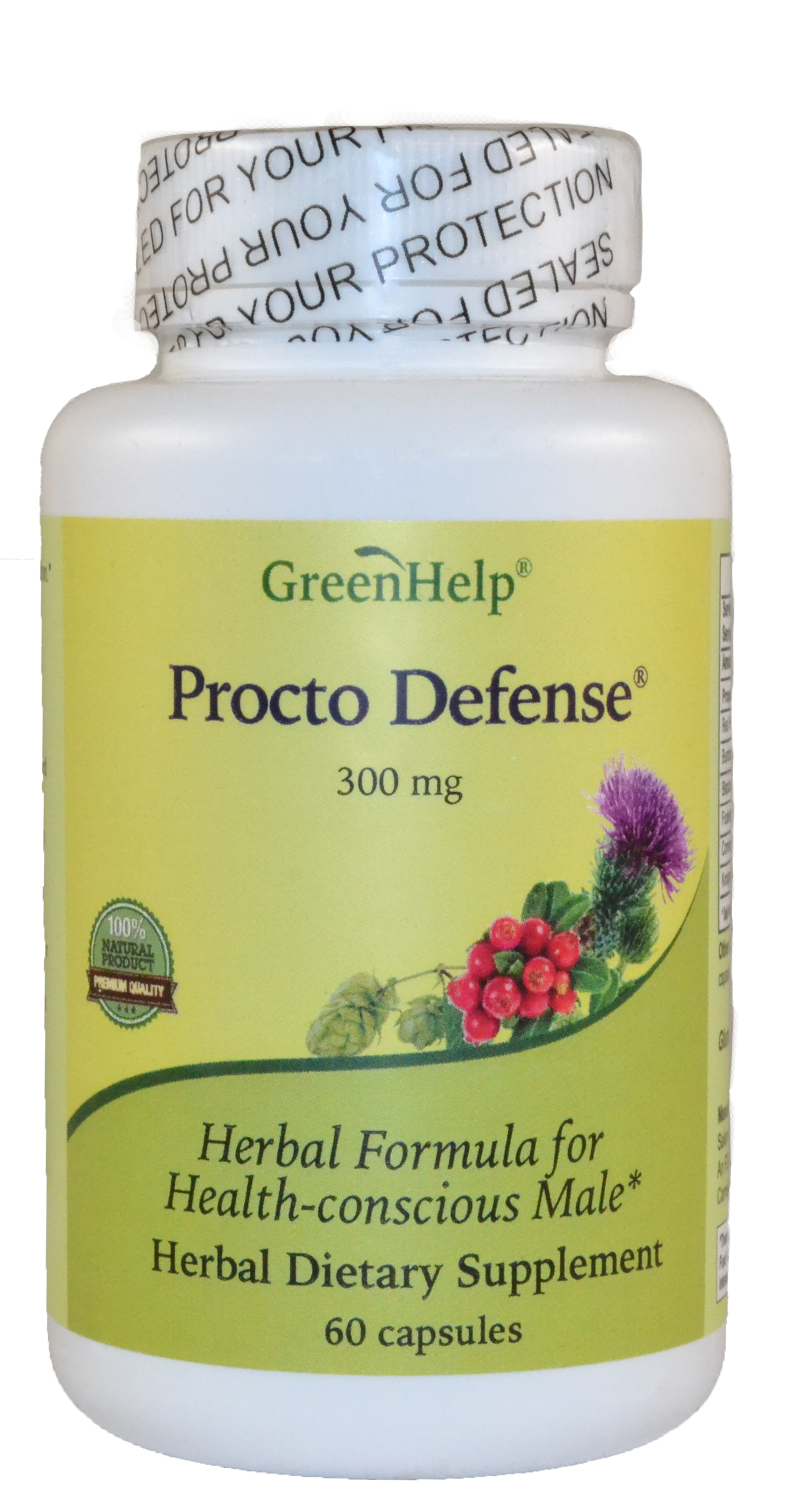 Procto Defense Dietary Supplements