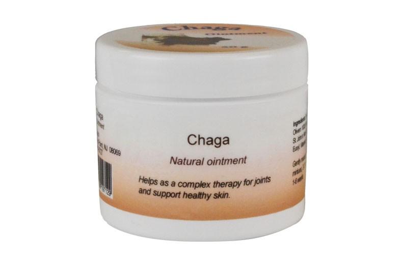Chaga Ointment 1.8 oz (50 gr.) Ointments