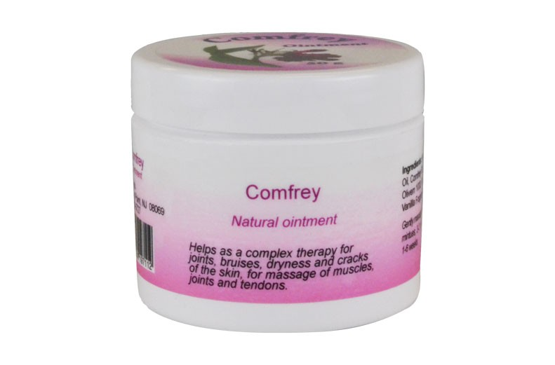 Comfrey Ointment 1.8 oz (50 gr.) Ointments