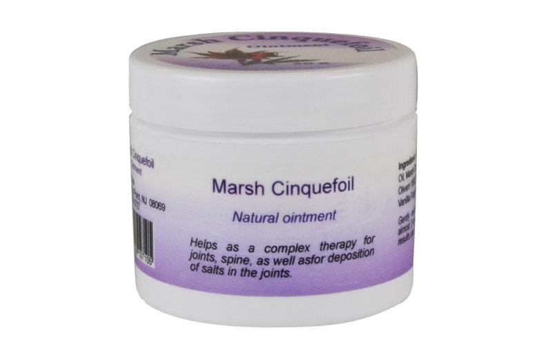 Marsh Cinquefoil Ointment Ointments