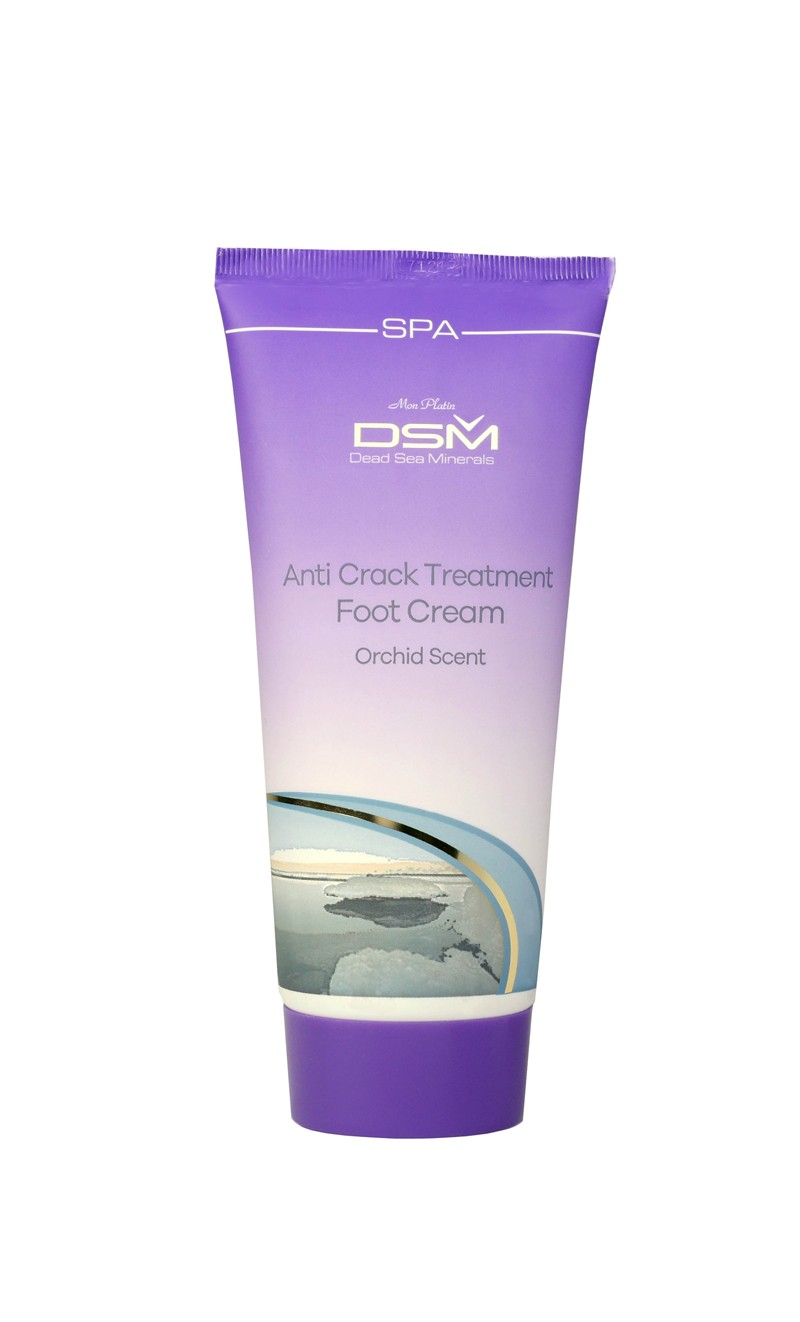 Anti Crack Treatment Foot Cream with Orchid Scent DSM