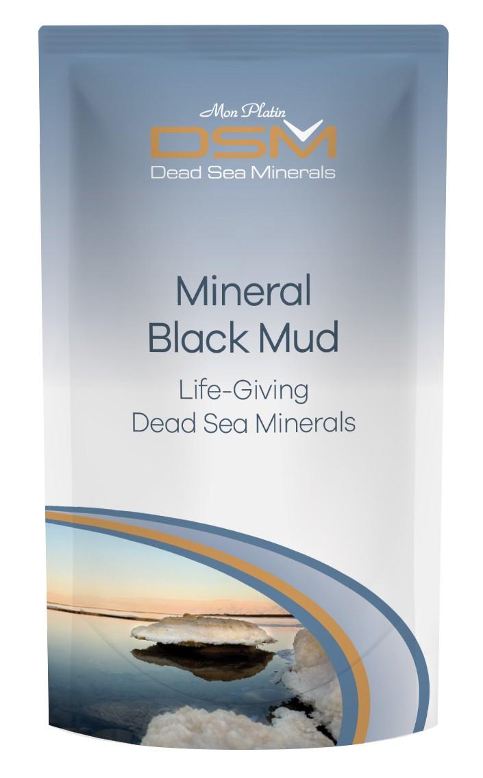 Dead sea black mud DSM