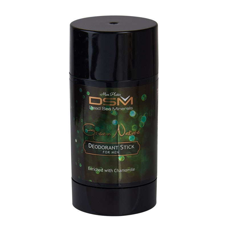 Deodorant Stick For Men – Green Nature Aluminum & paraben free DSM