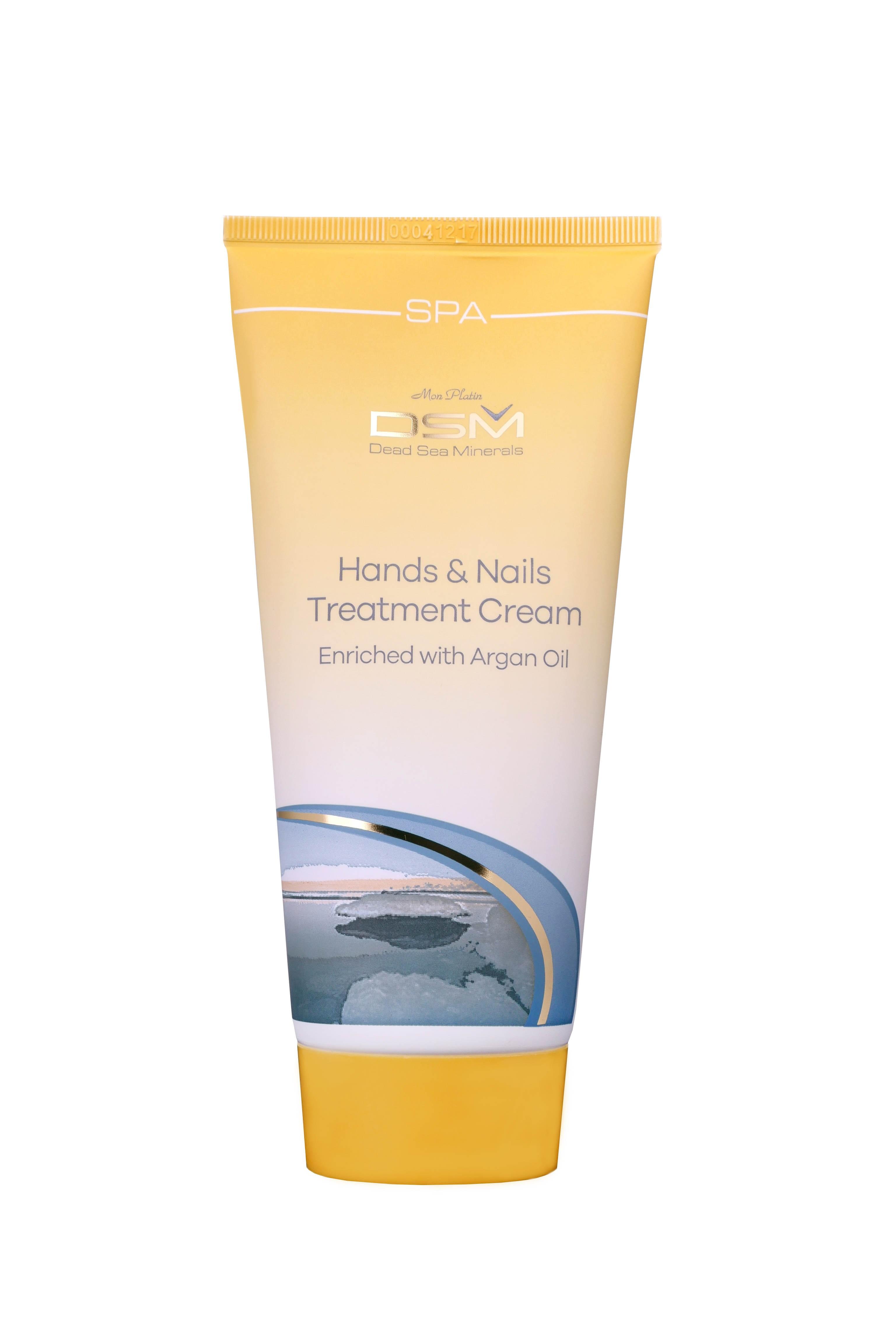 Hands & Nails Treatment Cream with Argan Oil DSM