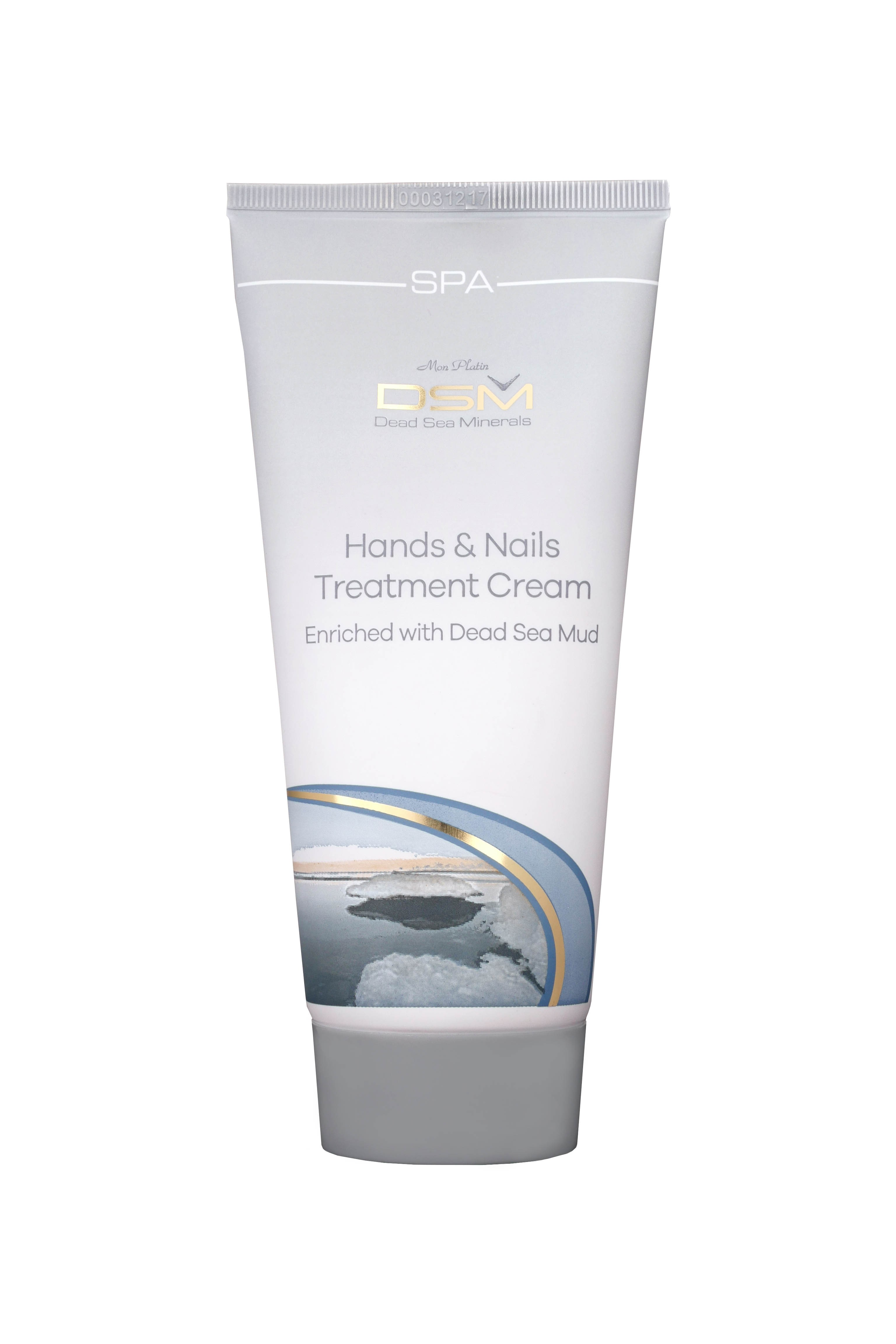 Hands & Nails Treatment Cream with Dead Sea Mud DSM
