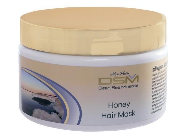 Honey hair mask DSM