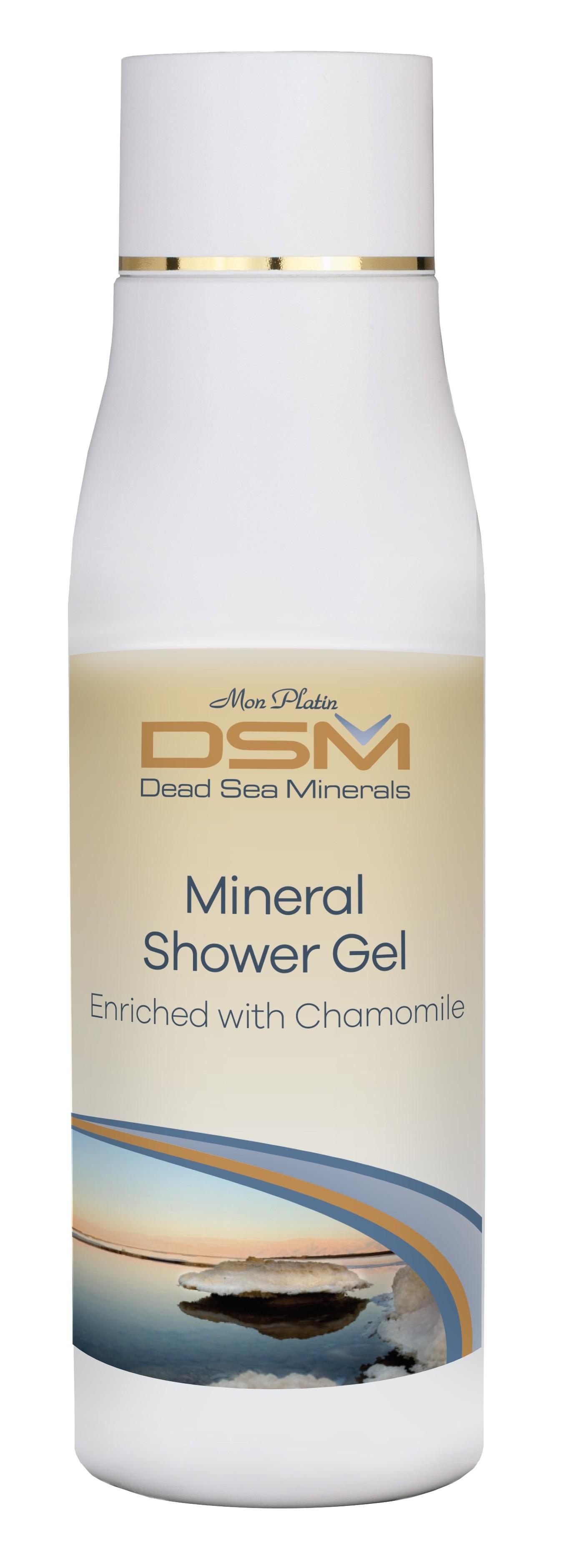 Mineral Shower Gel enriched with Chamomile DSM