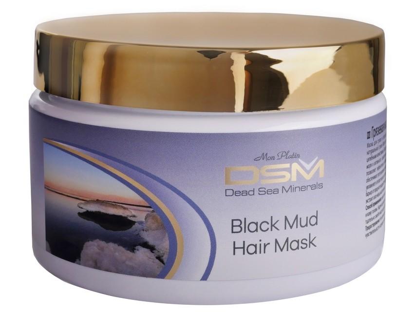 Mud hair mask DSM