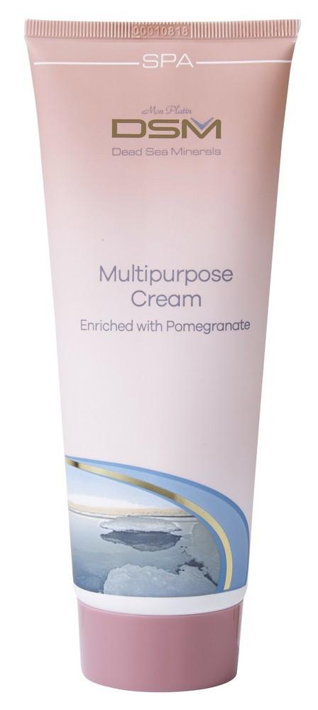 Multipurpose cream enriched with pomegranate DSM